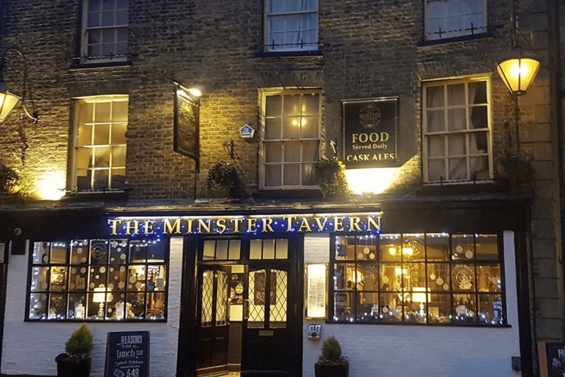 The Minster Tavern