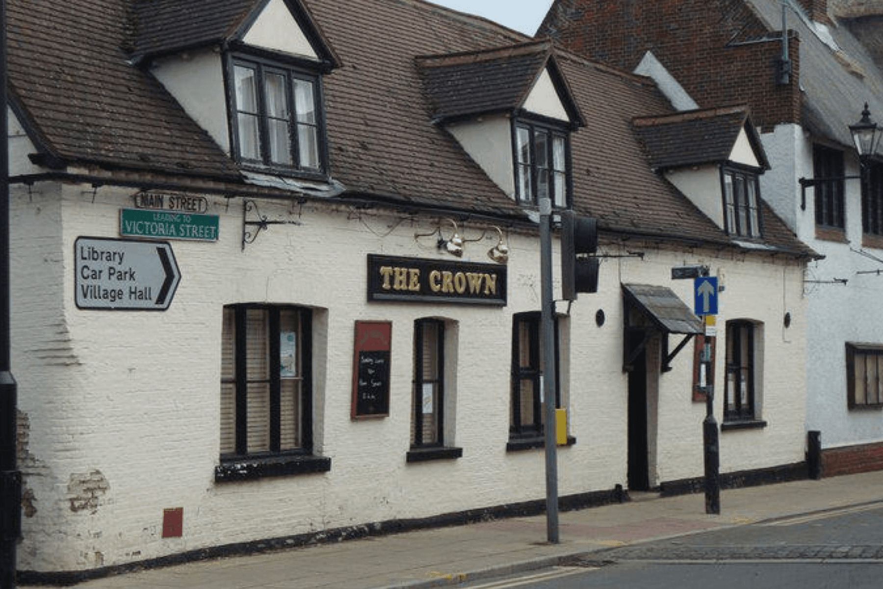 The Crown Inn, Littleport