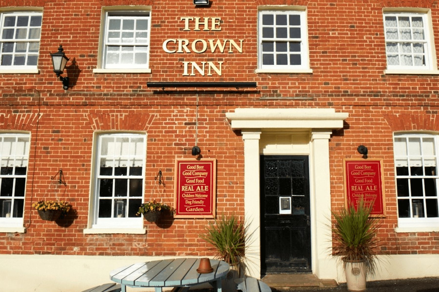 The Crown Inn, Ashley