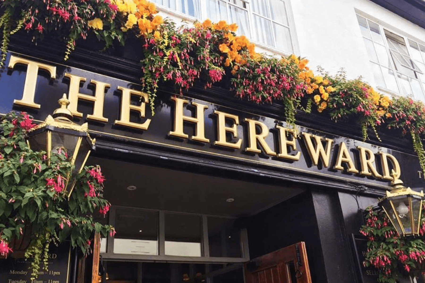 The Hereward
