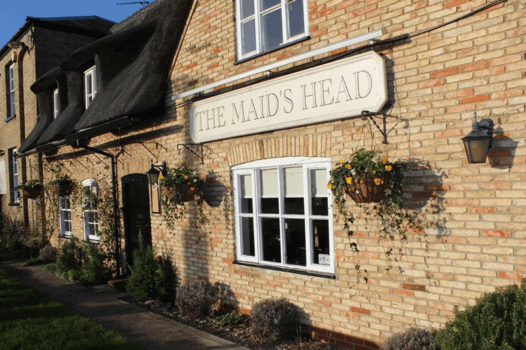 The Maid's Head