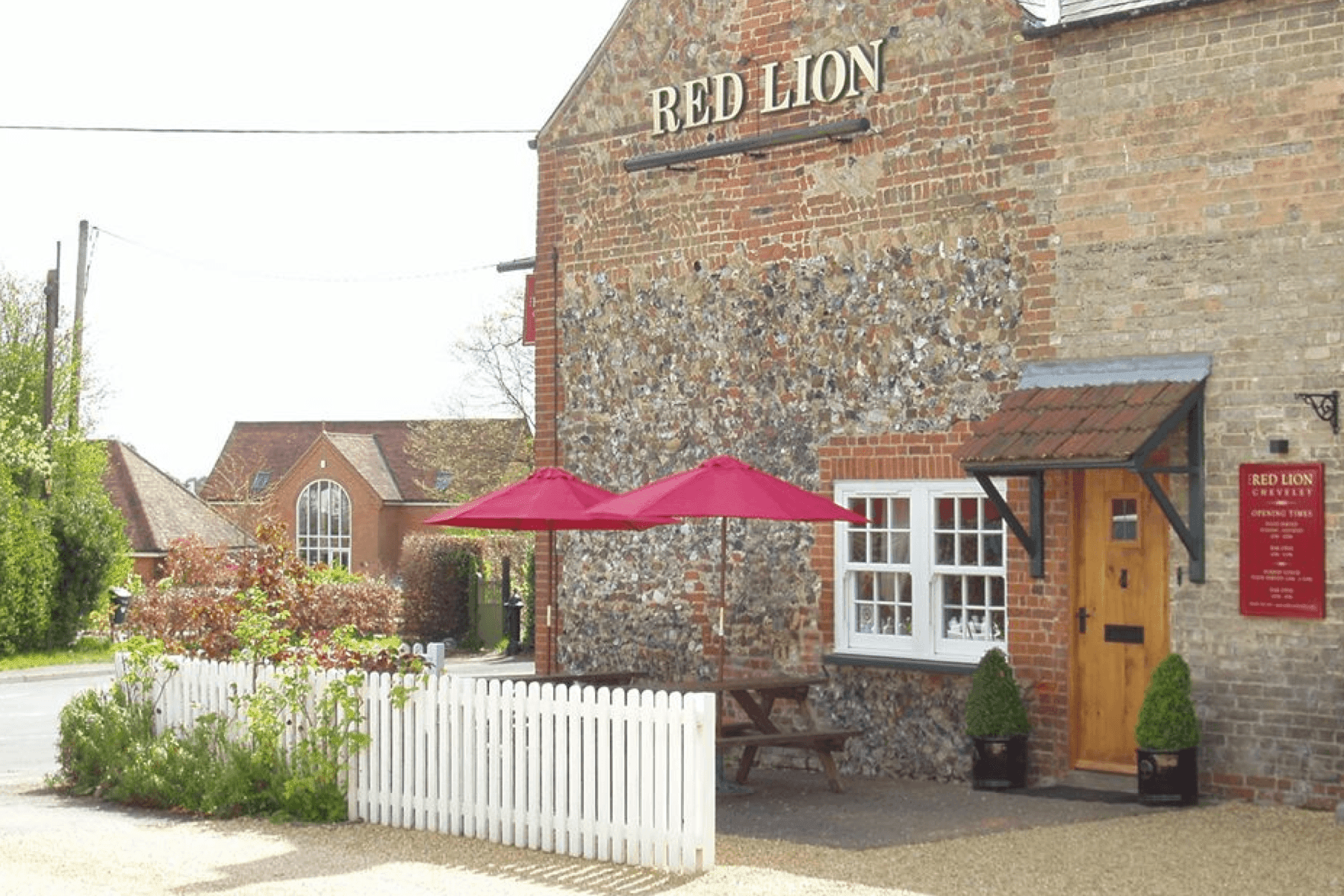 The Red Lion, Cheveley