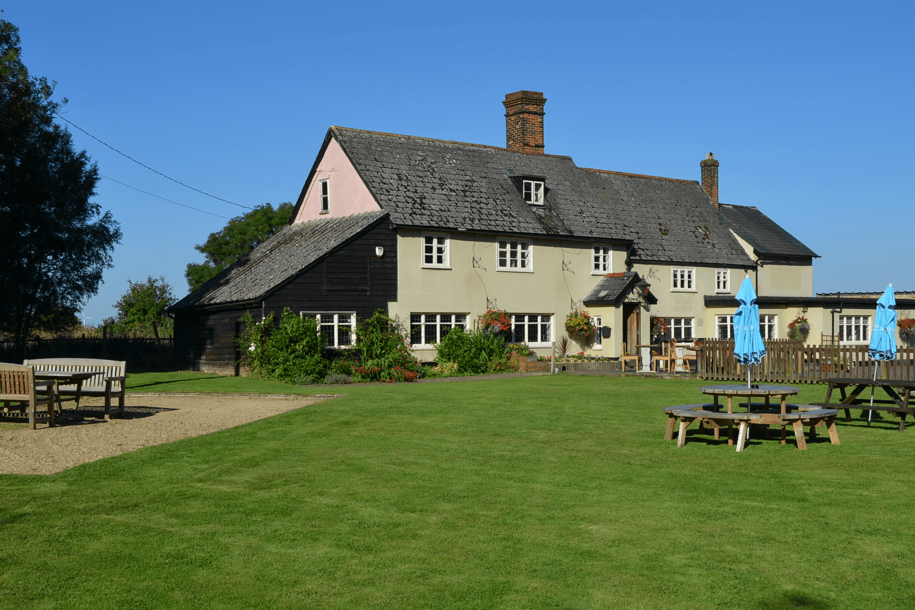 The Red Lion, Brinkley
